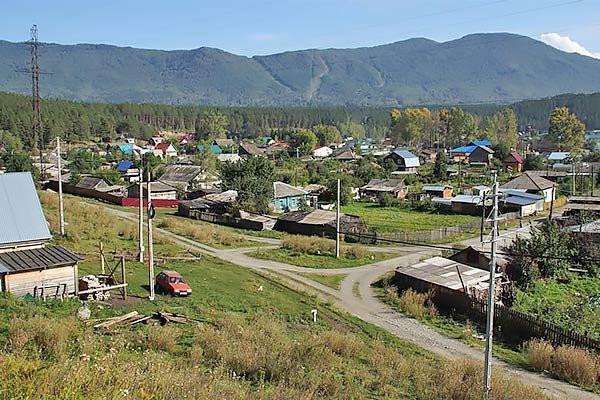село Манжерок