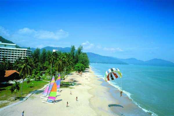 Пенанг. Малайзия