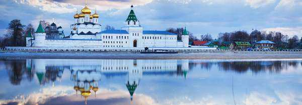 Кострома: самые интересные места