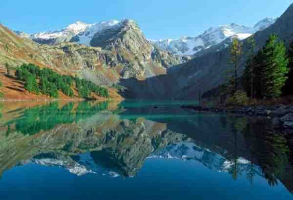 поход Актру – Чемал - Телецкое озеро