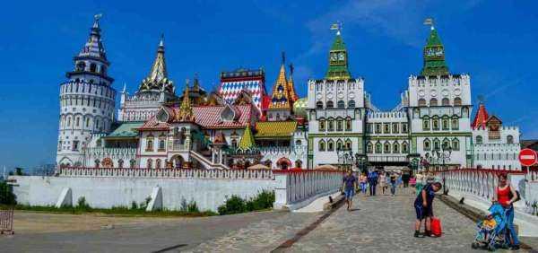 измайловский кремль как добраться