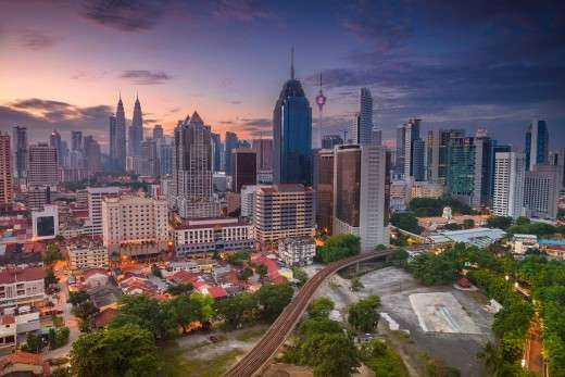 Достопримечательности Куала-Лумпур
