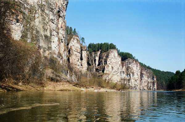 Река Ай – «Лунная Красавица» Южного Урала