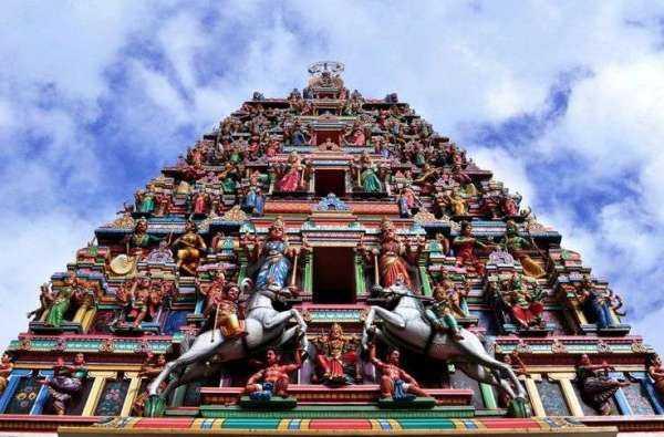достопримечательности Куала Лумпур фото и описание