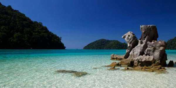 Экскурсия на Суринские острова