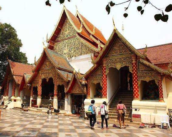 северный Таиланд