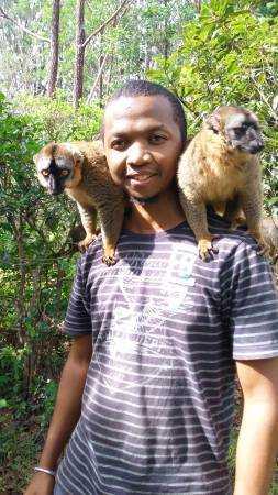 Сафари на лемуров. Мадагаскар