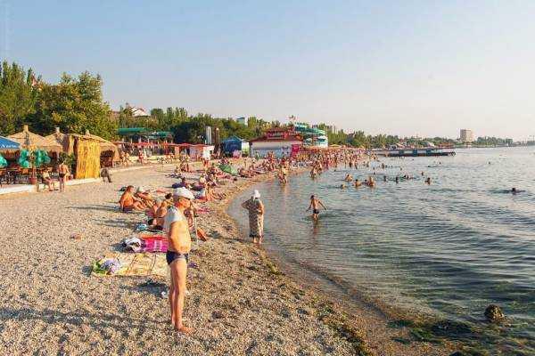 Лучшее летнее предложение Крыма– «драгоценные» пляжи Феодосии