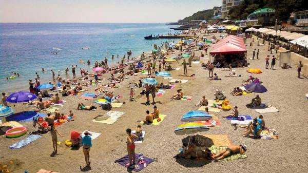 Пляжи Ялты – визитная карточка Крыма