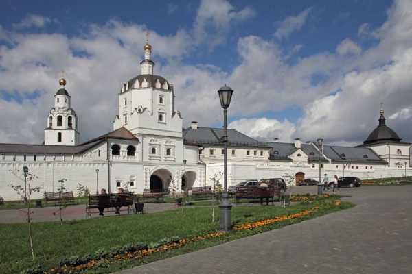 свияжск остров град