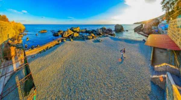 Пляжи Алупки – заряд бодрости на весь год