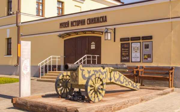 град Свияжск