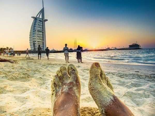 Отдых в Дубае. Известные места города небоскребов