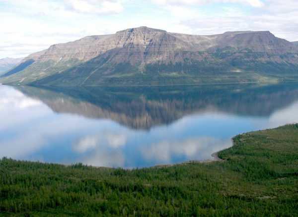 большие озера России