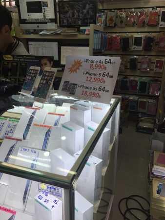купить телефон в Паттайе