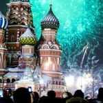 Встречайте Новый год в Москве