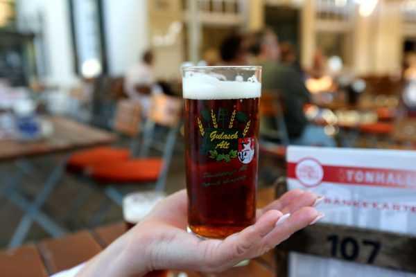 Любите ли вы пиво так как люблю его я (с)
