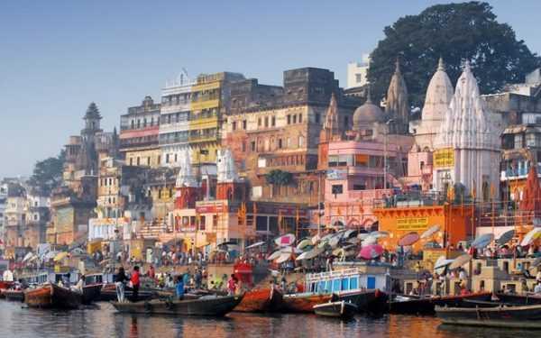 Туристические города и центры Индии