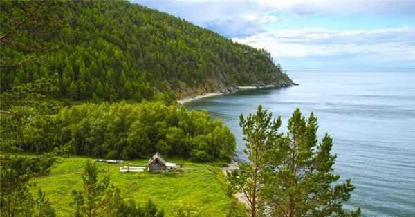 Озеро Байкал - чистая слеза Земли