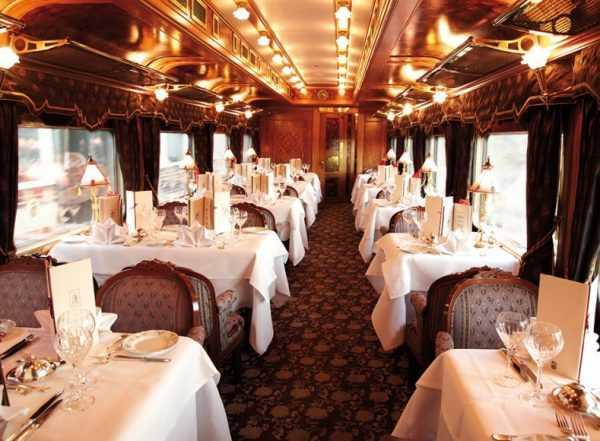 Достопримечательности Шотландии на поезде Royal Scotsman