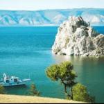 Путешествия на Байкал