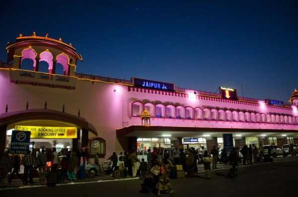 город Джайпур