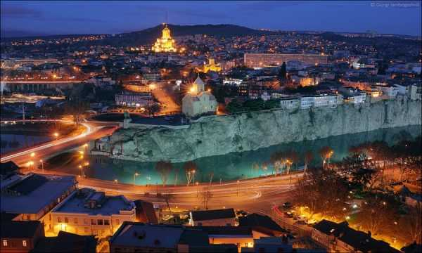 Экскурсия по Тбилиси