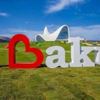 Обзорная автоэкскурсия по современному Баку и пешая экскурсия по Старому городу