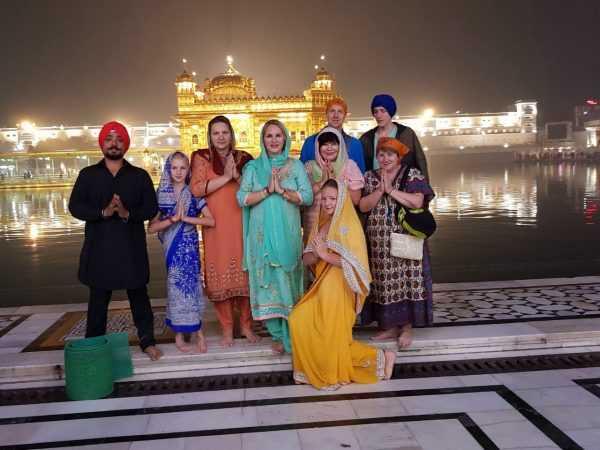 Гид в Индии, бесконечно влюбленный в свою страну