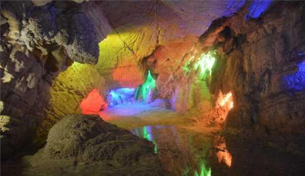 пещеры в Сочи