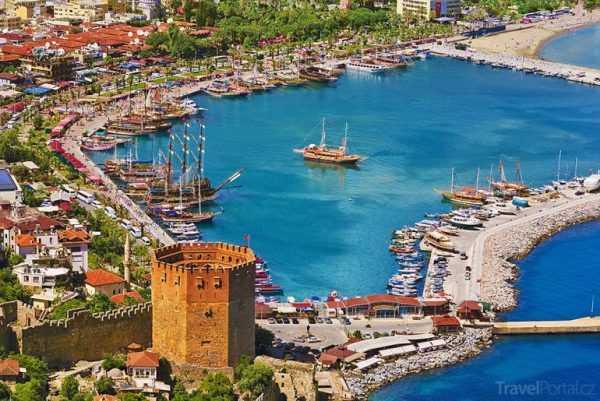Города Турецкой Ривьеры