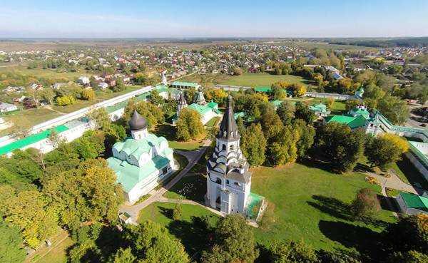 Путешествие в город Александров Владимирской области