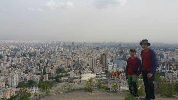 Тегеран и его окрестности