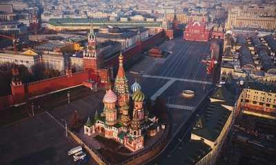 Красная площадь — место, откуда начинается Россия