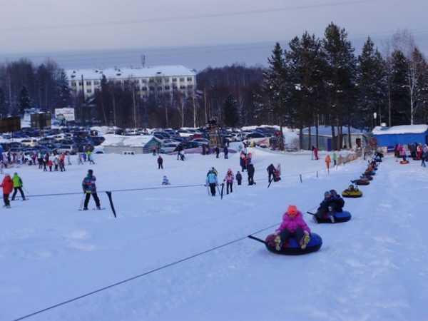 Как я съездила зимой в г. Байкальск