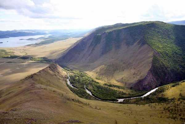 сарминское ущелье на байкале фото