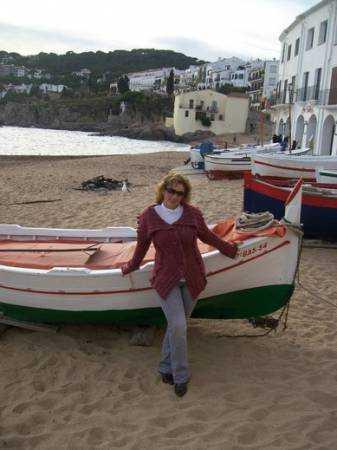 Светлана Савенко - лицензированный гид в Барселоне, в Каталонии