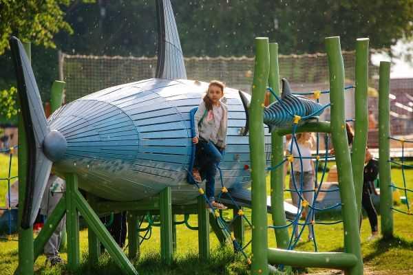 Московская набережная: что ждет чебоксарцев и туристов в летнем сезоне 2018 года?
