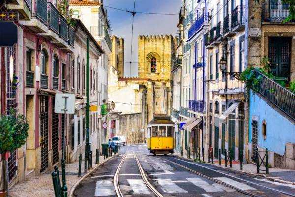 Мой мраморный Лиссабон. Пешеходная Экскурсия по старому городу