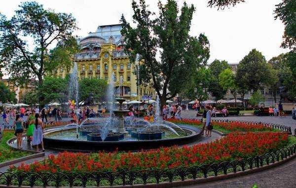 Отдых в Одессе: жемчужине у моря