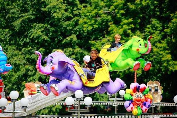 Чебоксарские городские парки готовы к летнему сезону