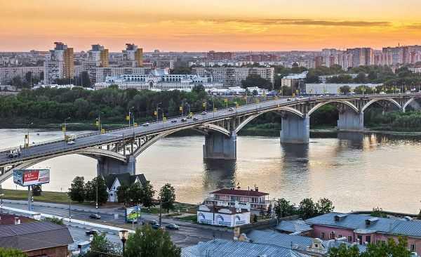 Нижний Новгород - туристический город