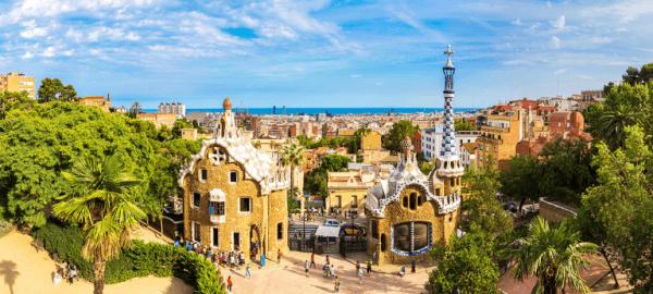 Выбор места для ночлега в Барселоне