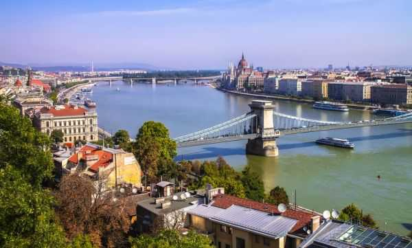 В столице Венгрии - Будапеште