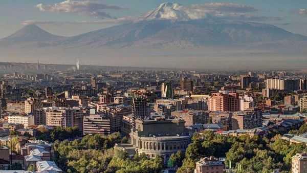 Ереван - древнейший город Армении