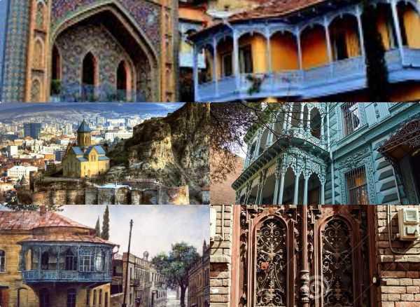 Весь Тбилиси за один день !