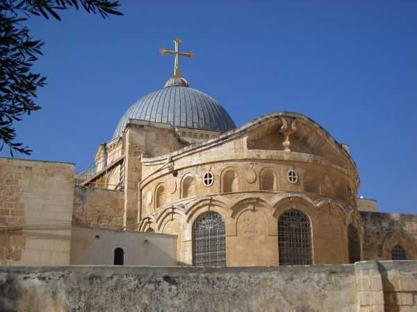 Последним путем Иисуса в Иерусалиме