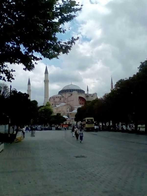 Стамбул - путешествие во времени
