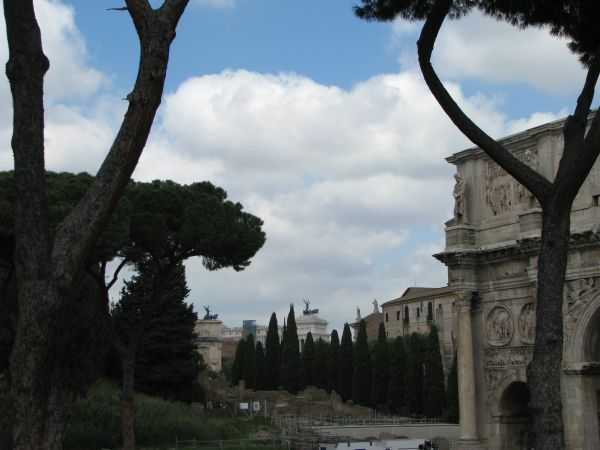 Рим на Пасху