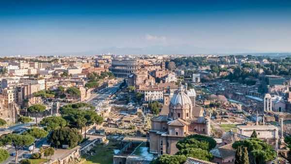 Самостоятельно в Рим